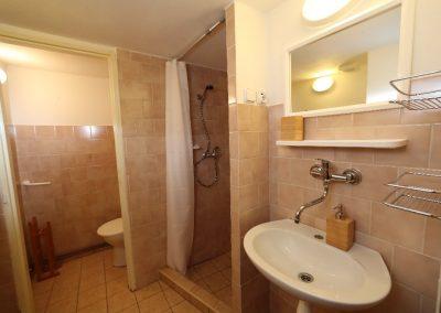 Koupelna pokojů č. 7 a 8