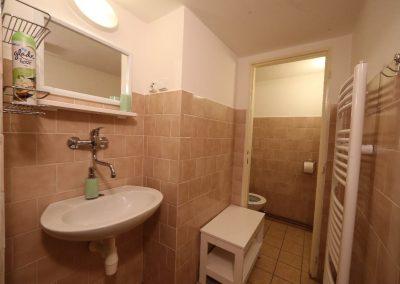 Koupelna - pokoj č.1
