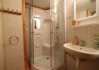 Koupelna - pokoj č.4