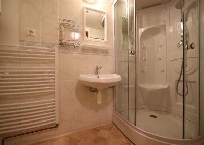 Koupelna - pokoj č.6